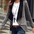 Женская Нагрудные Пальто Повседневная С Длинным Рукавом Куртки И Пиджаки Кардиган Топы