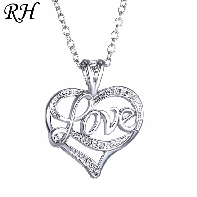 valentine 39 s day necklace for girlfriend lover couple gift. Black Bedroom Furniture Sets. Home Design Ideas
