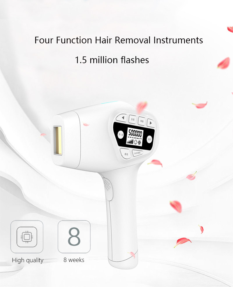 1500000 flashs ipl dispositivo de remoção do