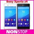 "Sony Xperia Z3 Plus Оригинальный Sony Xperia Z4 E6553 4 Г LTE Мобильный Телефон 5.2 ""сенсорный экран 3 Г RAM 32 Г ROM Quad core"