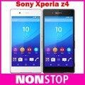 "Sony xperia z3 plus original sony xperia z4 e6553 4g lte teléfono móvil 5.2 ""pantalla táctil 3G RAM 32G ROM Quad core"