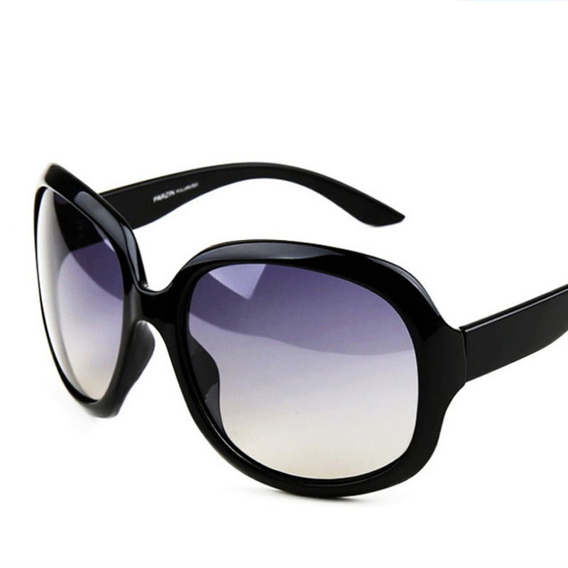 polarized sunglasses cheap jkxz  2015 Elegant Large Woman Sunglasses Retro UV400 Fashion Polarized Sunglasses  For Women Glasses Shade Cheap Wholesale