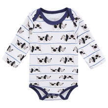 3pcs Long Sleeve Baby Rompers