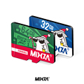 MIXZA Christmas Edition Memory card 16GB 32GB 64GB 128GB micro sd card class10 8GB C6 flash card Memory microsd for smartphone