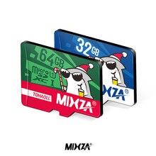 Mixza christmas edition tarjeta de memoria de 16 gb 32 gb 64 gb 128 gb micro class10 de tarjeta sd 8 GB tarjeta de Memoria flash microsd C6 para smartphone