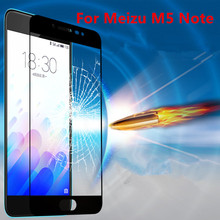 Full Protection For Meizu M5 Notice Case Tempered Glass 9H UltraThin Premium Display Protector Cowl For M5Note Professional Prime 5.5inch