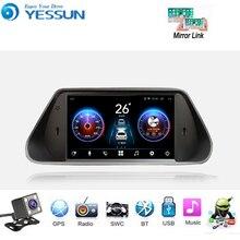 YESSUN для Honda Accord 2009 ~ 2013 автомобильный андроид мультимедийный проигрыватель gps навигация большой экран Авто Радио Bluetooth
