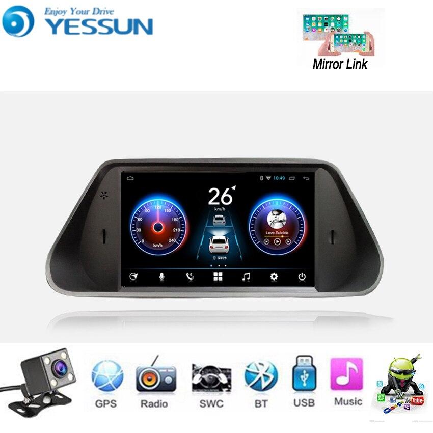 YESSUN pour Honda Accord 2009 ~ 2013 lecteur multimédia Android de voiture Navigation GPS grand écran AUTO Radio Bluetooth