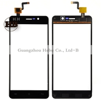 1pcs 5 0 HH For Cubot Z100 P12 Black White Touch Screen Digitizer For Cubot Z100