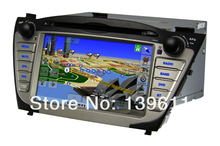 ZESTECH 7inch Touch Screen 2din HYUNDAI TUCSON / IX35 Car DVD GPS Player