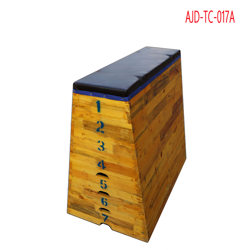 7-layer Sports Equipment Vaulting Box Indoor Activities For Exercising AJD-TC-017A