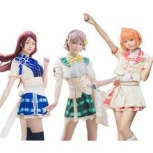 Love Live SIF All Stars School Idol праздничные костюмы для косплея