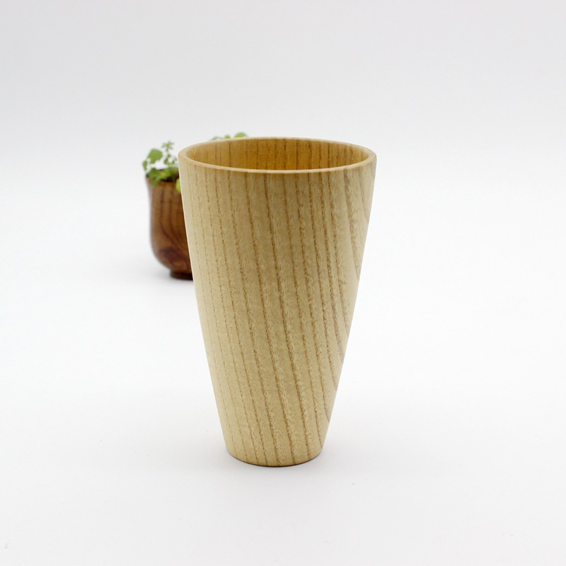 Cunninghamia Lanceolata Cups Handmade Wooden Cups  Water Cups Tea Coffee Mugs Fashion Home Pure Natural Gifts
