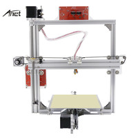 Anet A2 Aluminum Metal 3D Printing DIY Three Dimensional Nozzle TF Card Off Line Printing LCD Display Intelligent 3D Printers