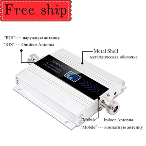 Image 3 - NEW 2600mhz  Band 7 Cellular Signal Booster Mobile Network Booster Data Cellular Phone LTE 4G 2600 MHZ Repeater  Amplifier