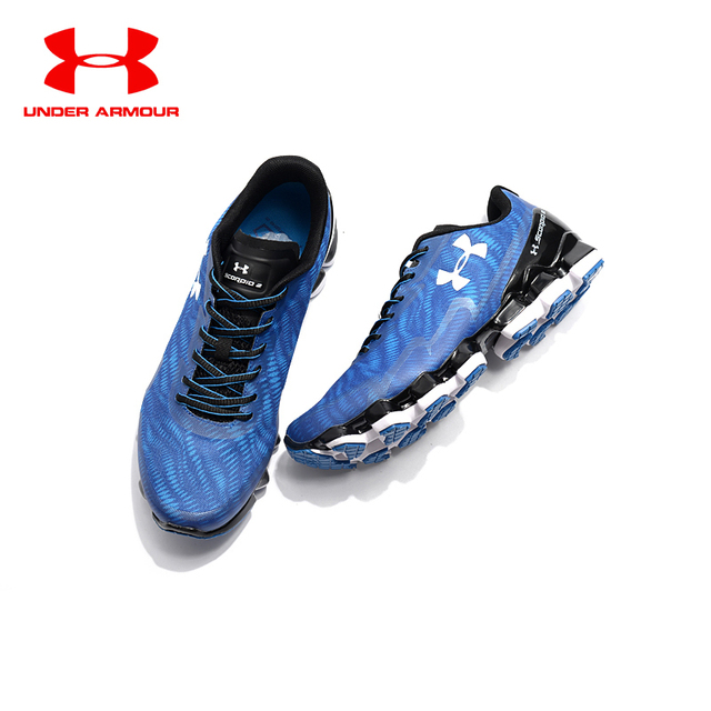 e00deb436f US $56.97 5% OFF|2018 new Original UNDER ARMOUR UA art Scorpio 2 drive  Running Shoes Outdoor Sports Shoes Sneakers men's Running Shoes size40  45-in ...