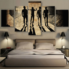 5 Panel HD Wall Art Picture Home Decoration Living Room Canvas Print printing On