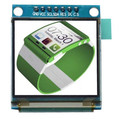 1.5 polegada 7 P SPI Tela Full Color Display OLED SSD1351 Unidade IC 128 (RGB) * 128
