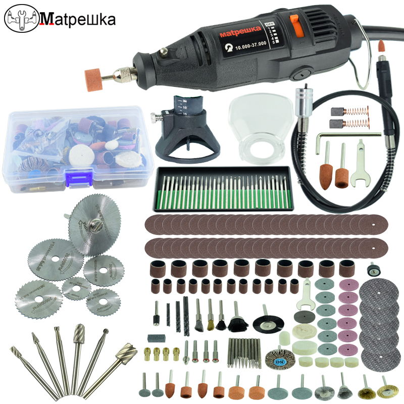 Engraver Dremel Style 180W Electric Rotary Tool Electric Drill engraver power tools DIY Mini-mill Drill Grinding Machine