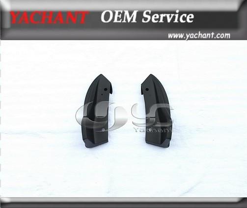 CS Linha de Fundo De Fibra De Vidro FRP Rear Bumper Canto Apto Para 2008 2010 Subaru Impreza STI GRB