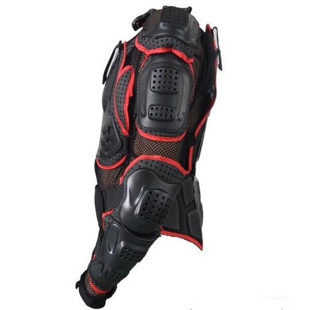 Armure Protection Motocross vêtements pour la protection de colonne vertébrale poitrine  2