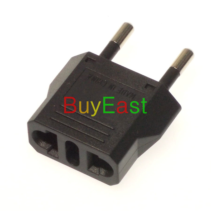 Us 1 23 5 Off Europlug Cee 7 16 Type C Power Plug Adapter Change Us Italy Plug 6a 250v In Electrical Sockets From Home Improvement On Aliexpress Com