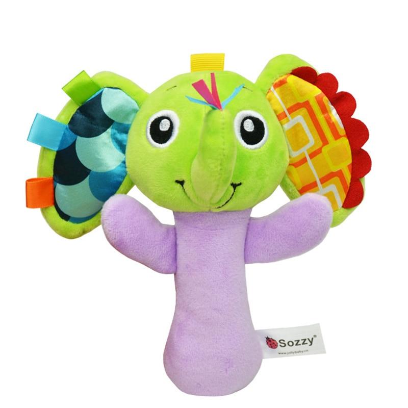 Մանկական խաղալիքներ Ռաթլաթ Stick Teether - Խաղալիքներ նորածինների համար - Լուսանկար 4