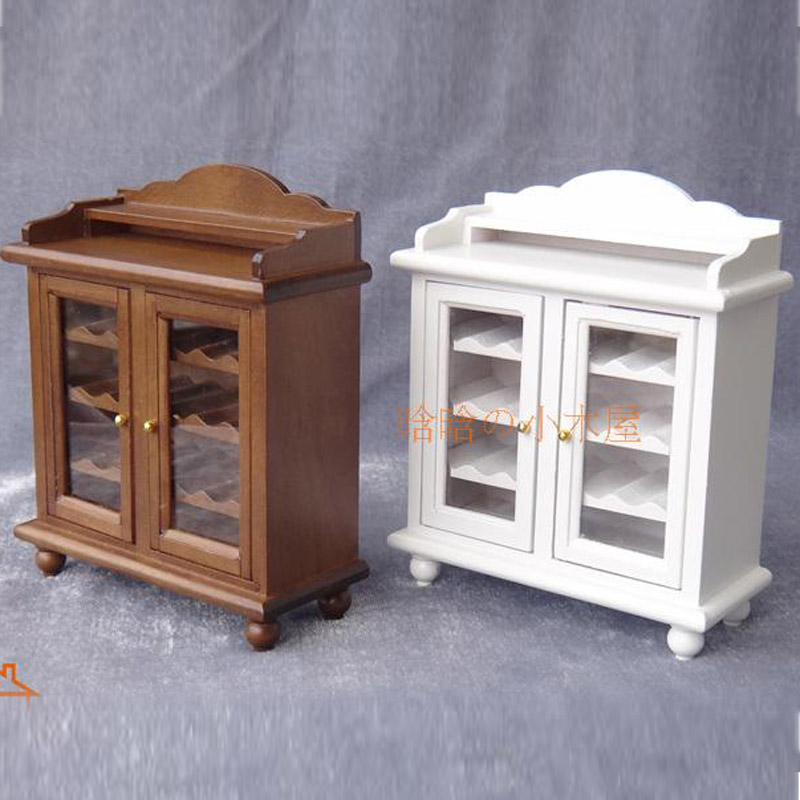 Online get cheap wine cabinet wood for Cheap living room cabinets