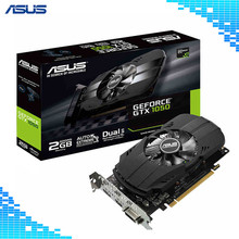 Asus PH-GTX1050-2G D5 Boost 1455MHz 128bit GDDR5 PCI Express 3.0 16X Game Graphics Cards