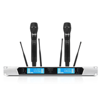 400 METERS wireless long distance Microphone new High Quality Professional UHF Wireless Microphone professional handheld