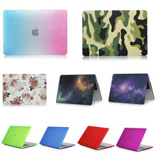 1pc laptop case  for Apple MacBook Pro 13.3 with CD ROM Crystal/Matte/Rainbow Case Cover Model A1278