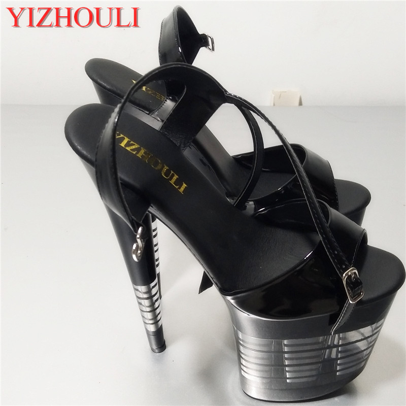 20cm Home leisure high heels with beautiful appeal, host the new special offer sandals Dance Shoes20cm Home leisure high heels with beautiful appeal, host the new special offer sandals Dance Shoes