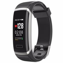 2018 Smart Watch Color Screen Monitor Fitness Bracelet Activity Tracker Smart Band Smartband Pedometer Wristband Smart
