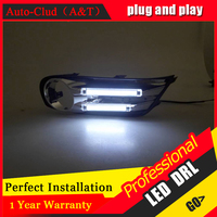 Auto Clud Car Styling For Nissan X Trail LED DRL For X Trail High Brightness Guide