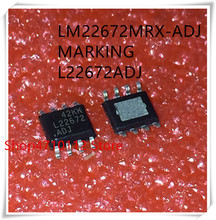 NEW 10PCS/LOT L22672 LM22672MR-ADJ LM22672MRE-ADJ LM22672MRX-ADJ SOP-8 IC