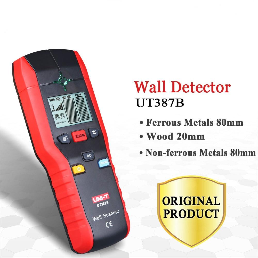 Escáneres de pared UNI-T UT387B Medidores ferrosos Detectores de - Instrumentos de medición - foto 6