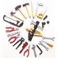Envío Gratis 27 unids/set Bebé Aprendizaje Temprano y Educación juguetes de Los Niños del bebé de reparación herramientas Juguete Pretend Play House Juguetes