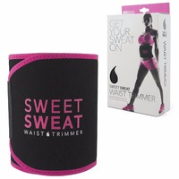 Sweet Sweat Premium Waist Trimmer Get Your Sweat On Neo Sweat Technology Contoured Flexibel For Comfortable