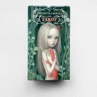 78+2 pcs Original English Mini version board gamecard small Nicoletta Ceccoli Tarot cards deck