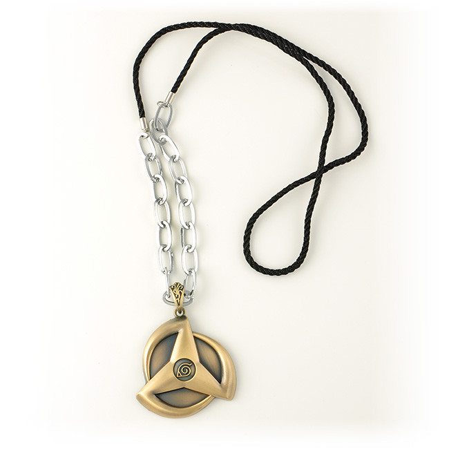 Naruto Kakashi Pendant Necklace