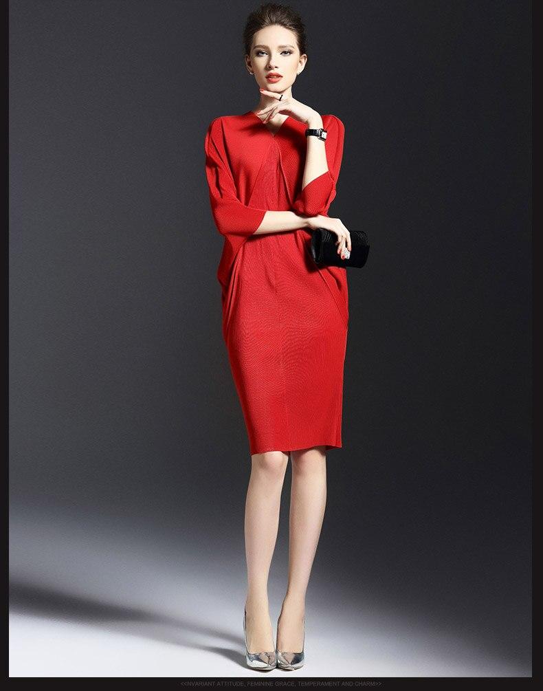 New buttocks fold dress 2
