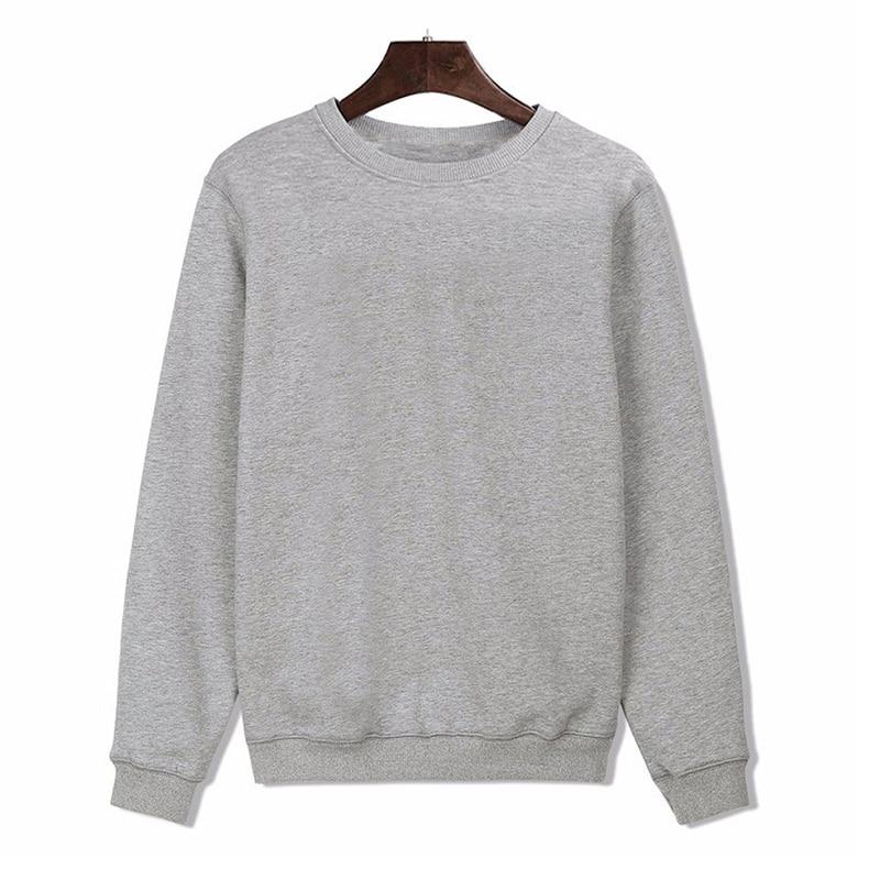 Aikooki New Hoodies Men/women Fashion Cotton Winter Sweatshirt Solid Hoodies Hip Hop Style Wear Men's Hoodies Plus Size Clothe
