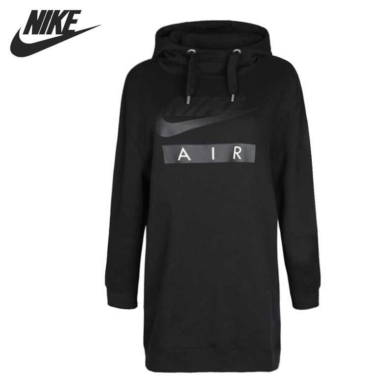 553f198a Original New Arrival 2018 NIKE Women's HOODIE DRESS AIR Pullover Hooded  Sportswear