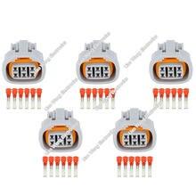 5 комплектов педаль акселератора разъем icm воспламенитель dj70610