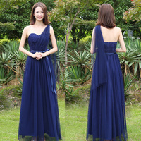 Young Teenage Formal Gowns Prom Dresses for 14 15 16 17 18 Year Old Girl Lace Long Maxi A Line One Shoulder Chiffon Dress