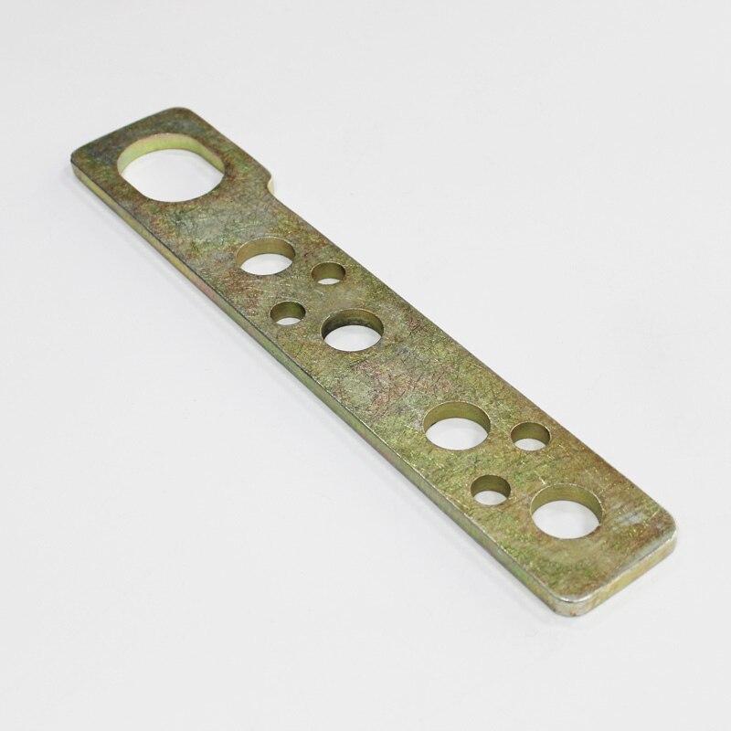 Multi hole puxador puxar placa de fixação ferramentas equipamento da loja de corpo multi-buraco puxar placa máquina quadro de corpo auto ferramenta