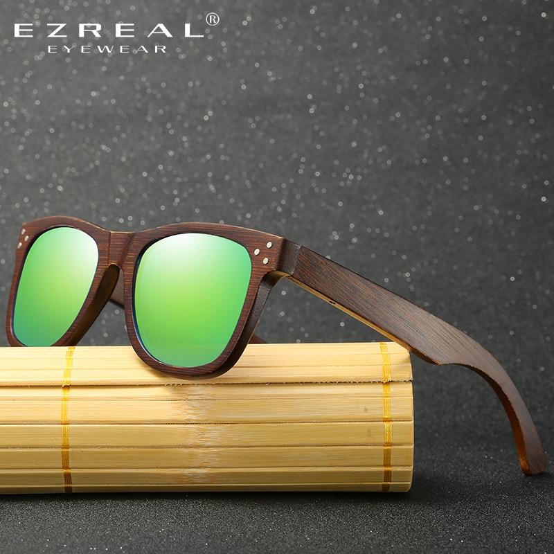 Lunette en bois BALI - Ezreal edition 2