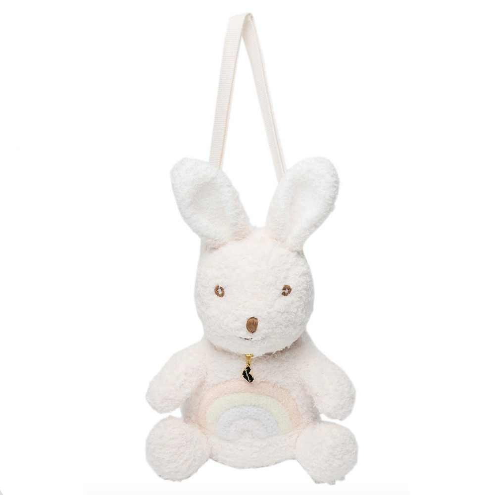 24x20 см мороженое Кролик плюшевая сумка на плечо Детская сумка-мессенджер Детская сумка для бутылки рюкзак для взрослых открытый подарок