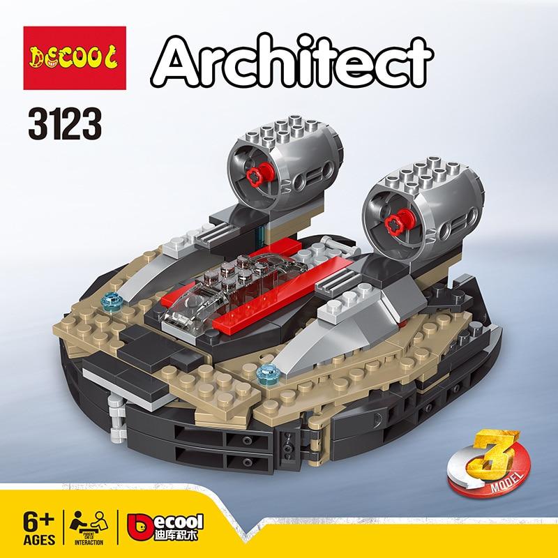 Image 3 - Быстрые флаеры 3 в 1 строительные блоки игрушки 4953 создательБлочные конструкторы   -
