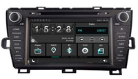 1024 600 Car Dvd Player GPS Multimedia For Toyota Prius 2009 2013 Headunit Autoradio Stereo With